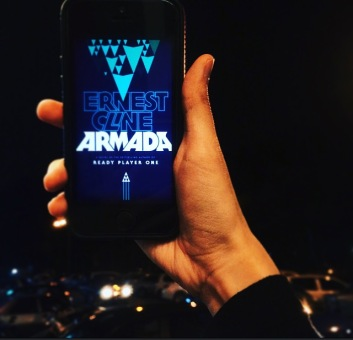 Armada Book Cover
