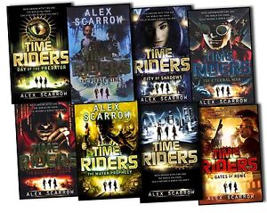 Time Riders First 8 Books