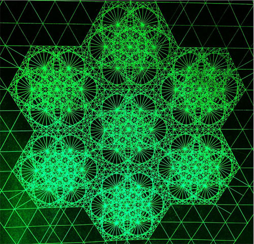 Genius 02 - Photon-Interference-Fractal
