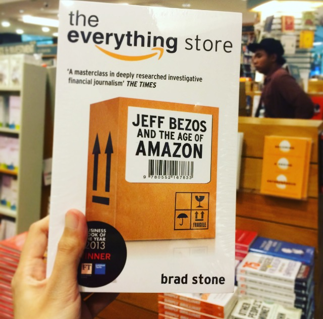 Startup Story The Everything Store 2013 Book Review The Lazy